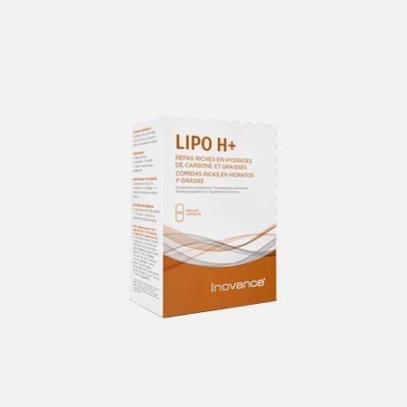Inovance LIPO H+ – 60 cápsulas – Ysonut