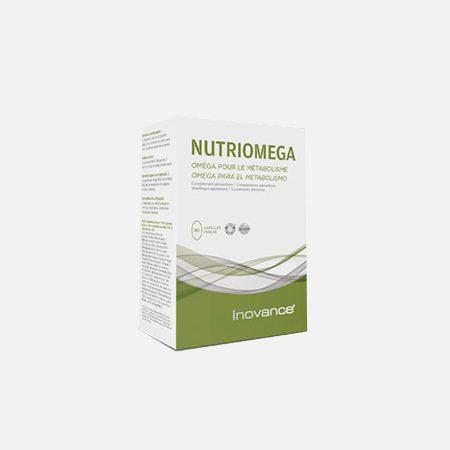 Inovance NUTRIOMEGA – 60 cápsulas – Ysonut