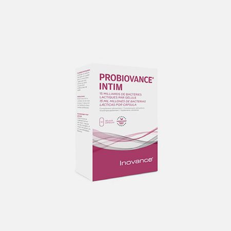 Inovance PROBIOVANCE INTIM – 14 cápsulas – Ysonut