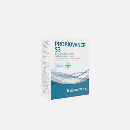 Inovance PROBIOVANCE S3 – 30 cápsulas – Ysonut