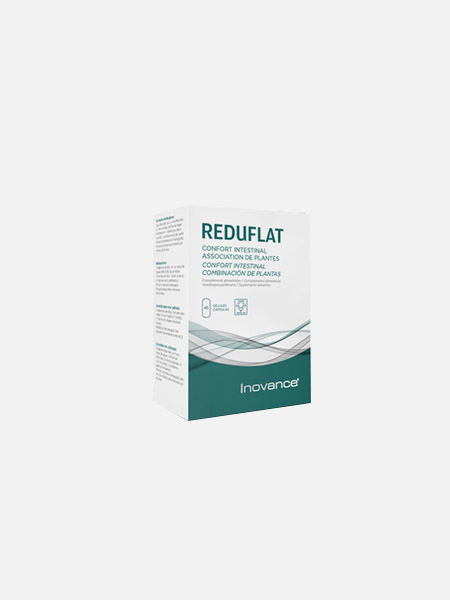 Inovance REDUFLAT - 45 cápsulas - Ysonut
