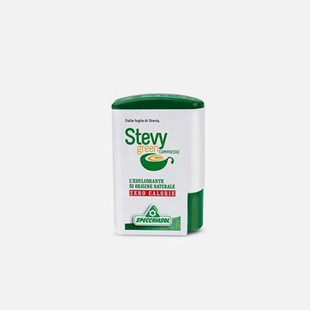 Stevygreen – 100 comprimidos – Specchiasol