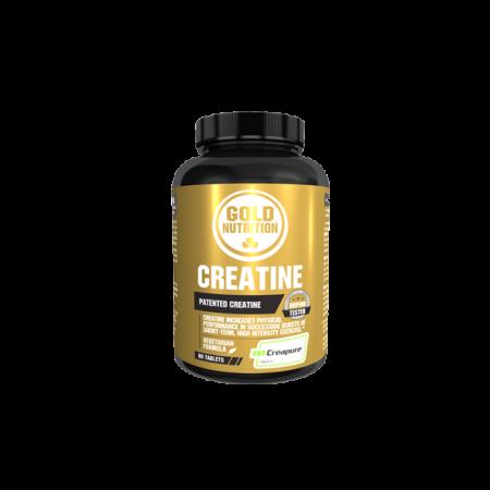 Creatine 1000mg – 60 cápsulas – Gold Nutrition