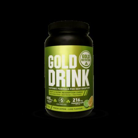 Gold Drink sabor Limão – 1kg – Gold Nutrition