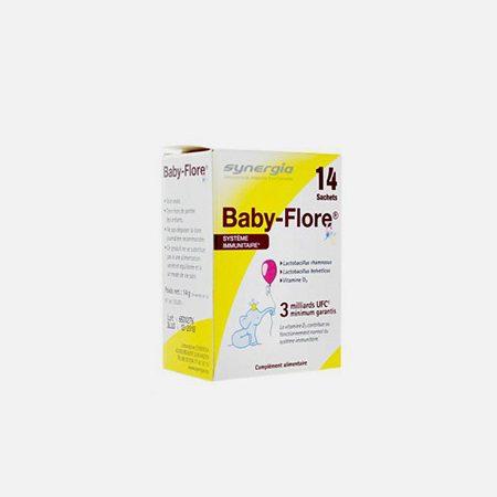 Baby-Flore – 14 saquetas – Synergia