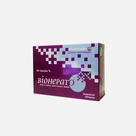 Biohepato – 60 cápsulas – Bio Axo