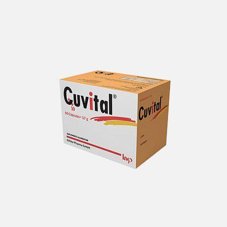 Cuvital – 60 cápsulas – KVP