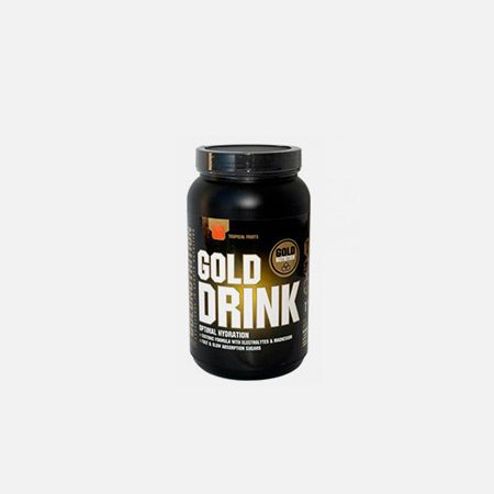 Gold Drink sabor Laranja – 1kg – Gold Nutrition