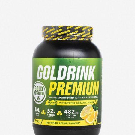 Gold Drink Premium sabor limão – 750g – Gold Nutrition