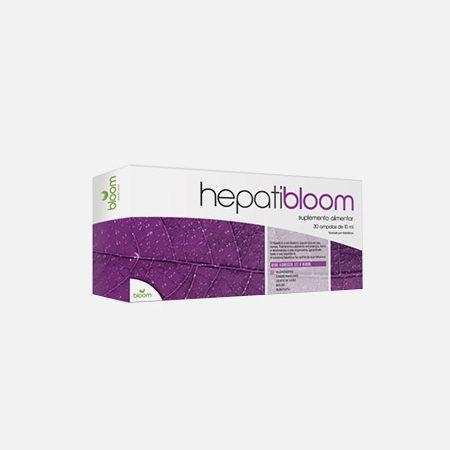 Hepatibloom – 30 ampolas – Bloom