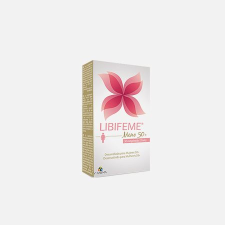 Libifeme Meno 50+  – 30 comprimidos – Y-Farma