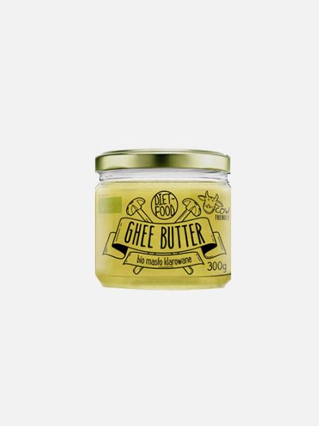 Manteiga Ghee - 300g - Diet-Food
