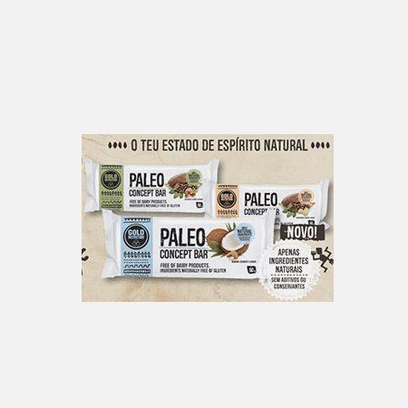 Paleo Concept Bar – 50g – Gold Nutrition