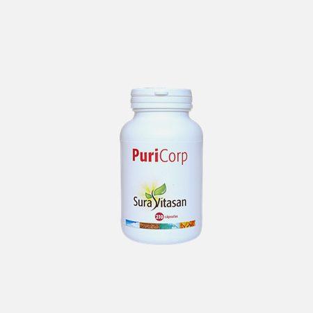 Puri-Corp – 210 cápsulas – Sura Vitasan