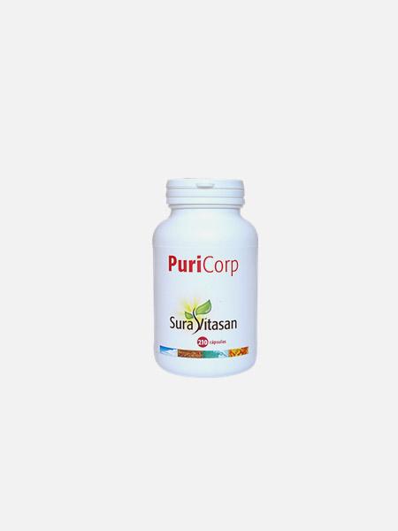 Puri-Corp - 210 cápsulas - Sura Vitasan