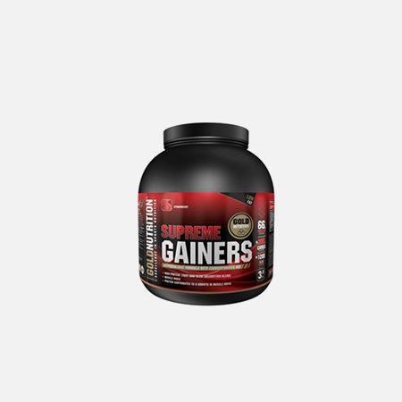 Supreme Gainers morango – 3kg – Gold Nutrition