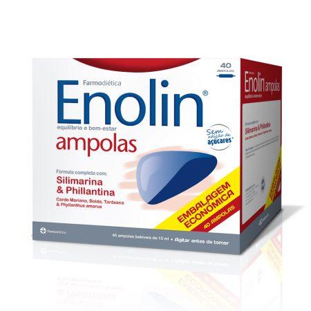 ENOLIN – 40 ampolas – FARMODIÉTICA