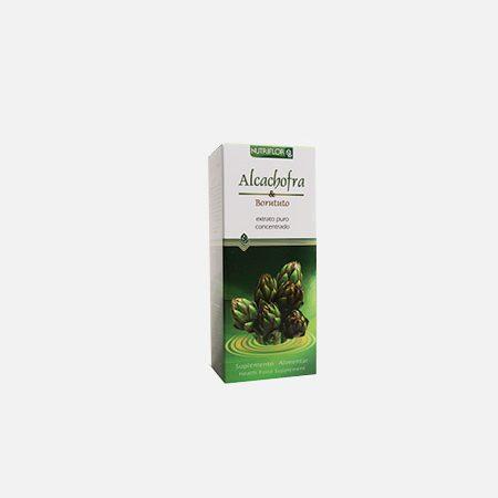 Alcachofra + borututu xarope – 200ml – Nutriflor