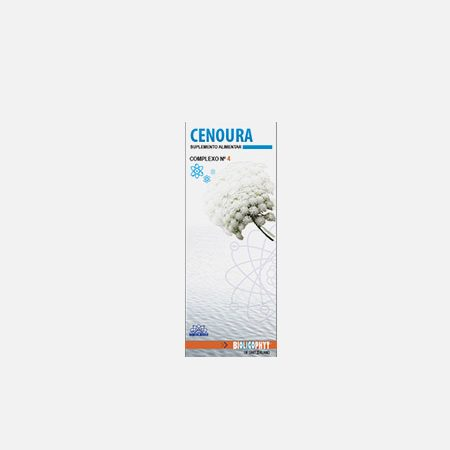 Cenoura Complexo Nº 4 – 100ml – Bioligo