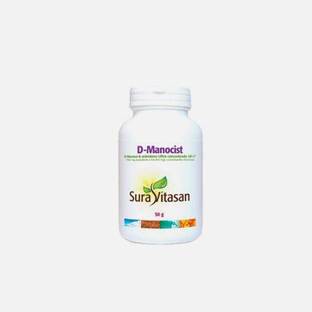 D-Manocist Probiotic – 50g – Sura Vitasan