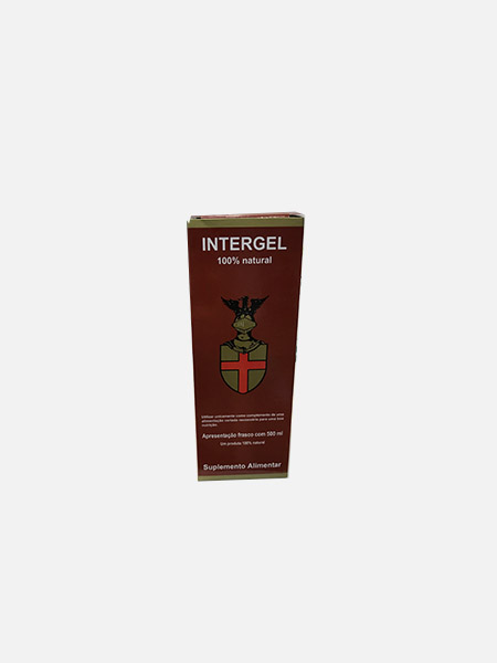 Intergel Gastroenterites - 500ml