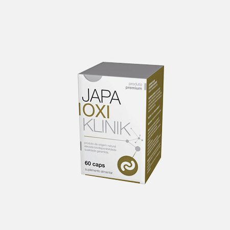 JapaOxi KLINIK – 60 cápsulas – Japa
