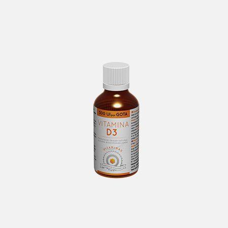 Vitamina D3 – 50 ml – Japa