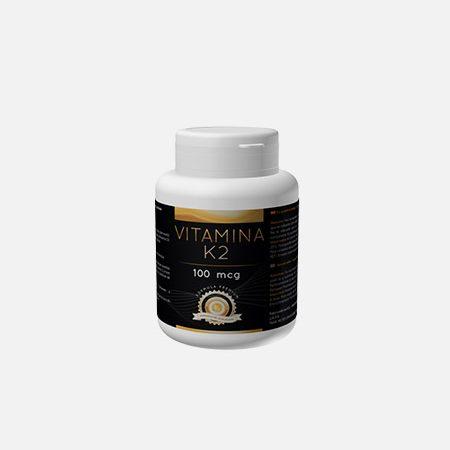 Vitaminas K2 e D3 100 mcg – Japa – 60 cápsulas