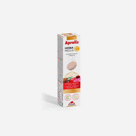 Aprolis Herbaprolis C – 20 comprimidos efervescentes – Dietética Intersa
