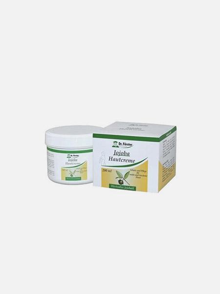 Creme Hidratante Corporal Com Óleo de Jojoba - 200 ml - Dr. Forster