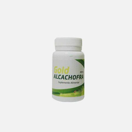 Gold Alcachofra 350mg – 60 cápsulas – Goldvit