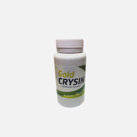Gold Crysin – 90 cápsulas – Goldvit