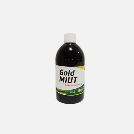 Gold Miut xarope – 500ml – Goldvit