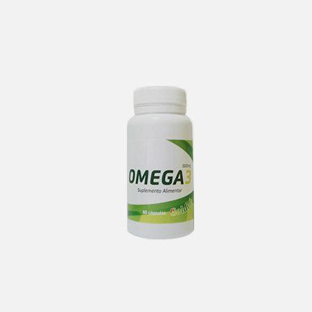 Gold Omega 3 – 60 cápsulas – Goldvit