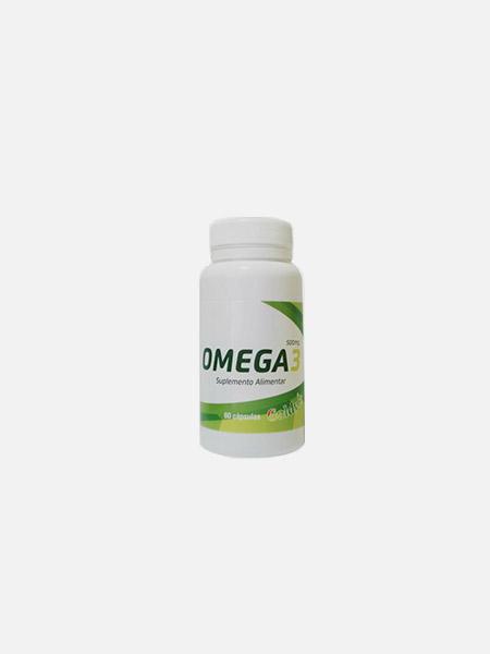 Gold Omega 3 - 60 cápsulas - Goldvit