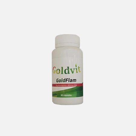 Goldflam – 60 cápsulas – Goldvit