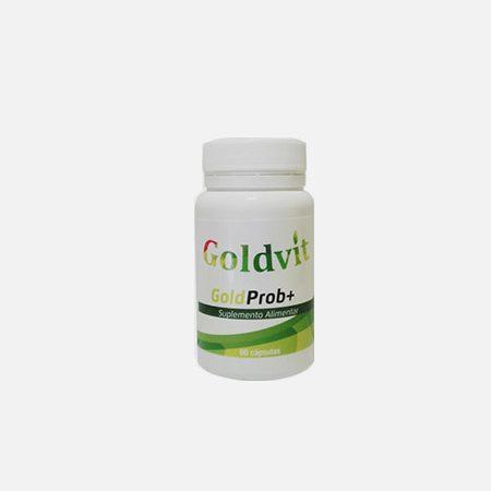 Goldprob+ – 60 cápsulas – Goldvit