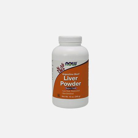Liver Powder – 340g – Now