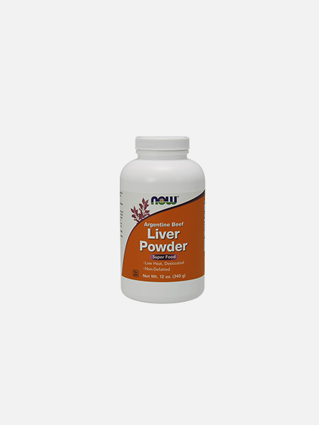Liver Powder - 340g - Now