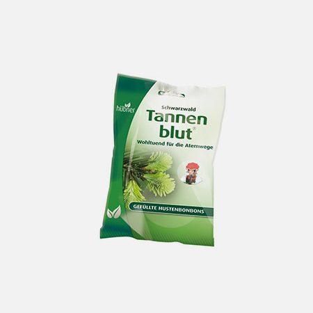 Tannenblut husten rebuçados – 71 gramas – Hubner