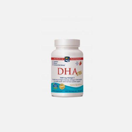 DHA Xtra – 60 cápsulas – Nordic Naturals