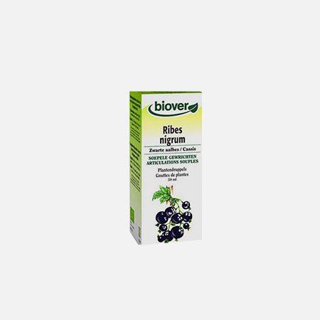 Groselha Ribes nigrum – 50ml – Biover