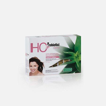 HC+ Probiotics Woman – 12 ampolas – Specchiasol