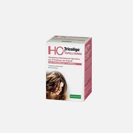HC + Tricoligo Mulher – 40 comprimidos – Specchiasol