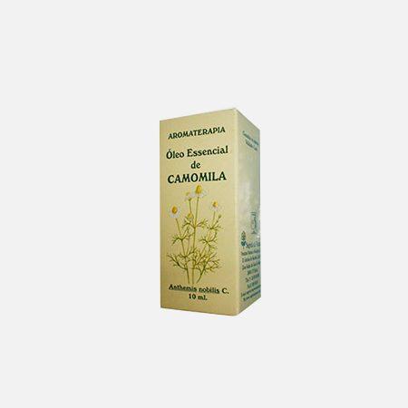 Óleo essencial de camomila romana – 10ml – Segredo da Planta