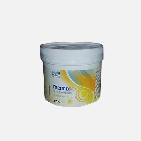 Thermoflexl Creme de Massagem – 500ml – Real Natura