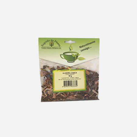Ulmeiro, casca – 50g – Segredo da Planta