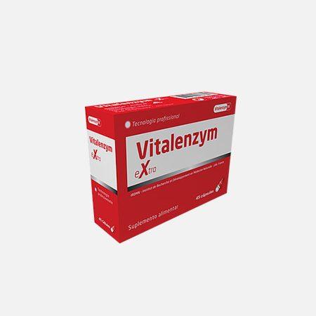 Vitalenzym eXtra – 45 cápsulas – BioTop