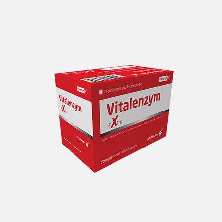 Vitalenzym eXtra – 90 cápsulas – BioTop