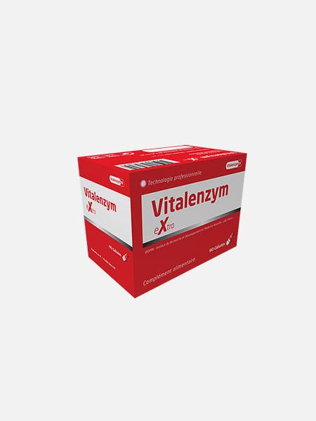 Vitalenzym eXtra - 90 cápsulas - BioTop